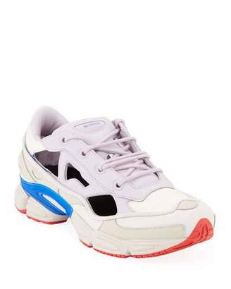 Adidas By Raf Simons Men's Replicant Ozweego Trainer Sneakers, Independence Day