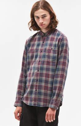 Ezekiel Obie Plaid Flannel Shirt