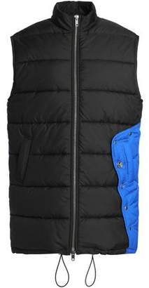 3.1 Phillip Lim Two-Tone Quilted Shell Vest