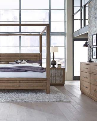 Serilda Queen Canopy Bed