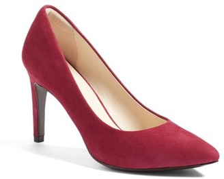 Women's Cole Haan 'Eliza - Grand.os' Pointy Toe Pump $190 thestylecure.com