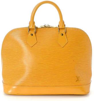 Louis Vuitton Epi Alma Handbag - Vintage