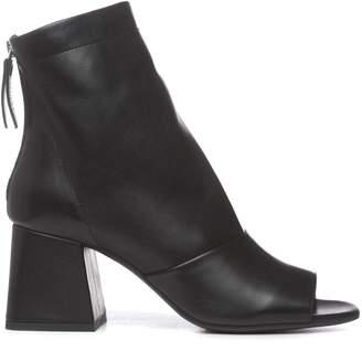Vic Matié Peep-toe Ankle Boot