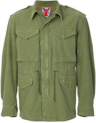 Adaptation Surplus field jacket
