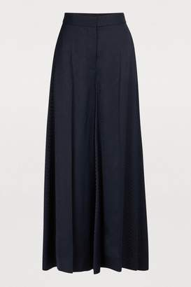 Stella McCartney Stella Mc Cartney Wide leg pants