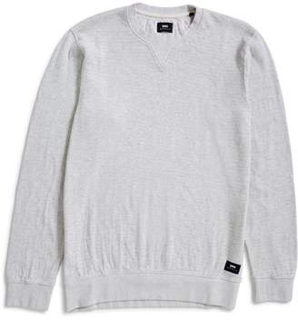 Edwin International Structured Dupla Felpa Sweat Grey