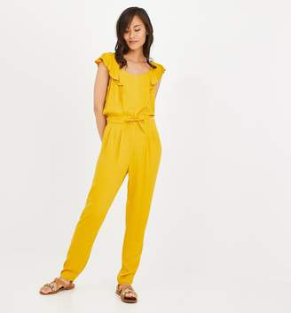 Promod Jumpsuit with frills