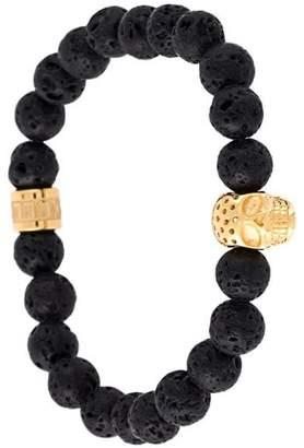Northskull beaded skull bracelet