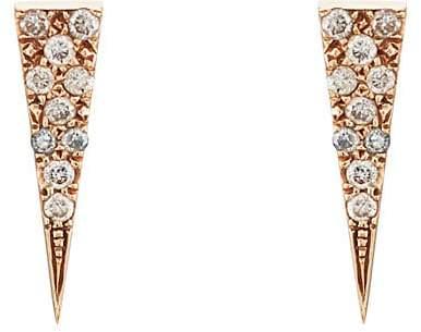 Women's Fringe Stud Earrings