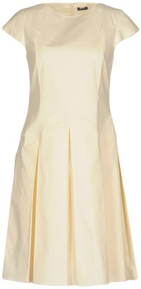 Jil Sander Navy Knee-length dresses