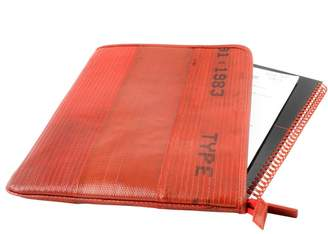 Elvis & Kresse Fire Hose Laptop Case