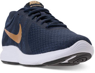 Nike Women Revolution 4 Running Sneakers from Finish Line