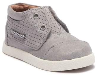 Toms Bimini High-Top Perforated Sneaker (Toddler & Little Kid)