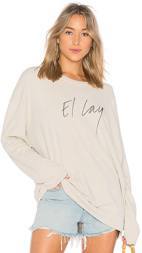 El Lay Muscle Sweatshirt