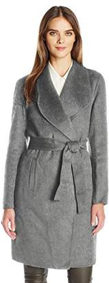 Armani Jeans Women's Wrap Coat