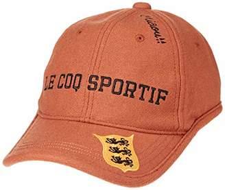 Le Coq Sportif (ル コック スポルティフ) - [ルコックスポルティフゴルフ]ウールキャップ レディース ブラウン 日本 F (FREE サイズ)