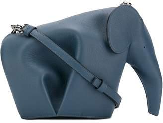 Loewe Elephant clutch bag