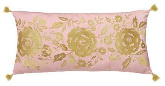 Dena Designs Marielle Floral 100% Cotton Lumbar Pillow