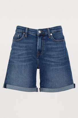 7 For All Mankind The Boy Shorts