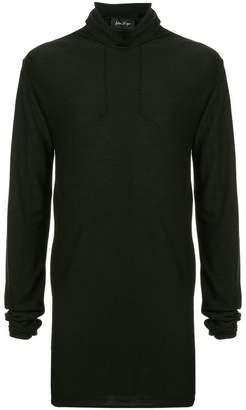 Andrea Ya'aqov turtleneck longline sweater