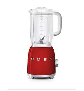 Smeg Blf01Rdau Blender In Red