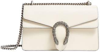 Gucci Small Leather Dionysus Shoulder Bag