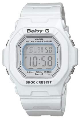 Casio Women's BG5600WH-7 Baby-G Shock Resistant Digital Sport Watch