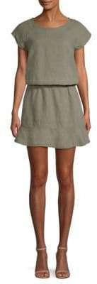 Joie Quora Popover Flounce Dress