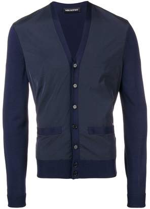 Neil Barrett v-neck cardigan