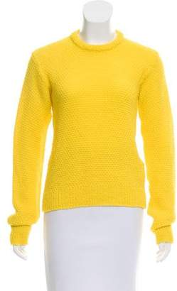 J.W.Anderson Textured Crew Neck Sweater