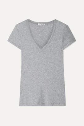 James Perse Casual Slub Supima Cotton-jersey T-shirt