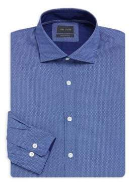 Pal Zileri Contemporary-Fit Micro Dot Dress Shirt