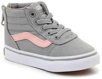 Vans Ward Infant & Toddler High-Top Sneaker - Girl's