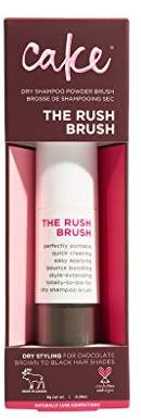 Cake Beauty The Rush Brush Tinted Dry Shampoo