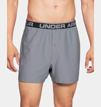 Under Armour Men's UA Tech Mesh Boxer