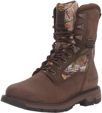 """Ariat Men's Conquest Round Toe 8"""" GTX 400g Hunting Boot"""