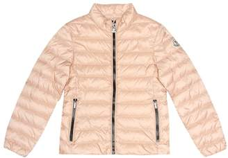 c7c797bb9447 Moncler Pink Girls  Outerwear - ShopStyle
