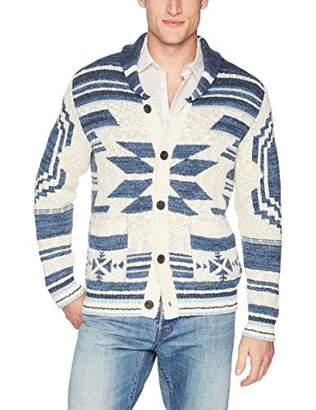 Lucky Brand Men's Heritage Shawl Cardigan Sweater
