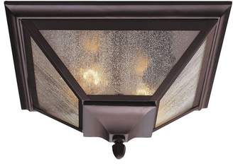 Feiss Homestead 2-Light Outdoor Ceiling Lights