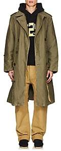 424xALPHAxSLAMJAM 424XALPHAXSLAMJAM MEN'S COTTON MILITARY COAT
