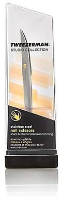 Tweezerman Stainless Steel Nail Scissors