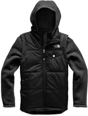 The North Face Gordon Lyons Mock-Vest Jacket, Size XXS-XL