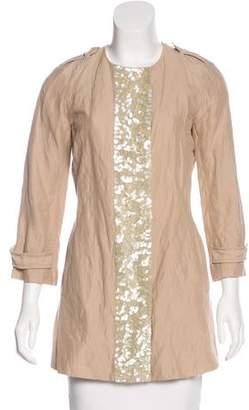 Gryphon Embellished Lightweight Jacket