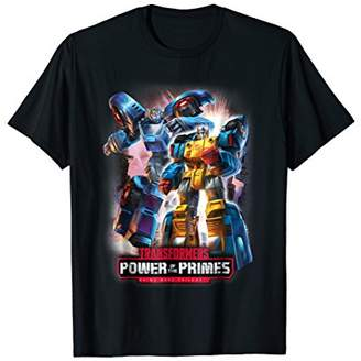 Transformers Power of the Primes Prime Wars T-Shirt