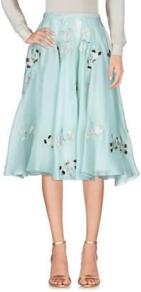 Rochas 3/4 length skirts