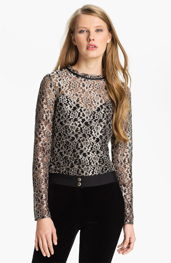 Ted Baker Lace Top