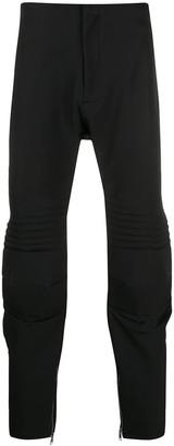 Bottega Veneta casual zipped ankle trousers