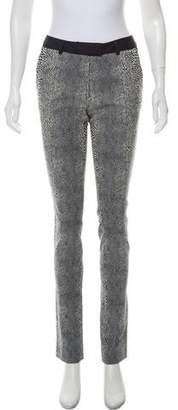 Preen by Thornton Bregazzi Mid-Rise Skinny Pants