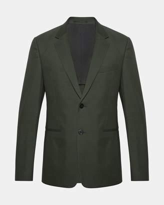 Theory Sartorial Cotton Wool Gansevoort Jacket