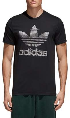 adidas Traction Trefoil Graphic T-Shirt